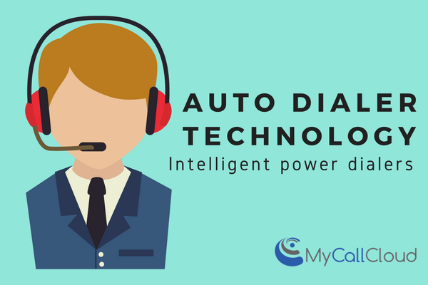 auto dialer call center technology