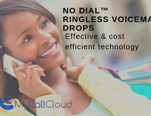 No Dial™ Ringless Voicemail Drops