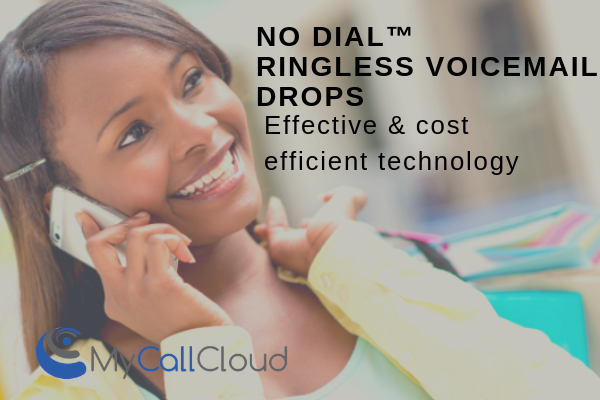 no dial ringless voicemail drops technology