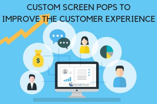 contact center screen pop software