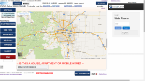 Ice Breaker Localization Maps
